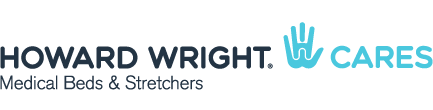 Howard wright cares logo