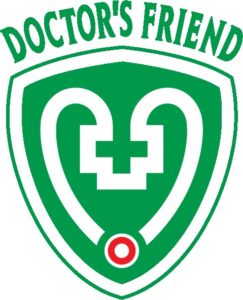 Doctors friend logo