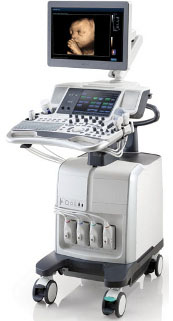 Mindray DC-8 Trolley based ultrasound