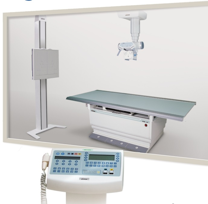 Listem REX 500 Series x-ray