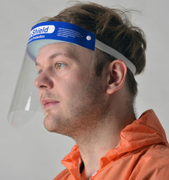Disposable Safety Visor