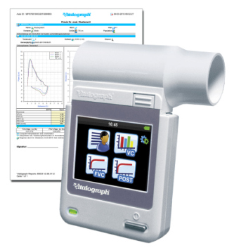 Vitalograph Handheld Spirometers