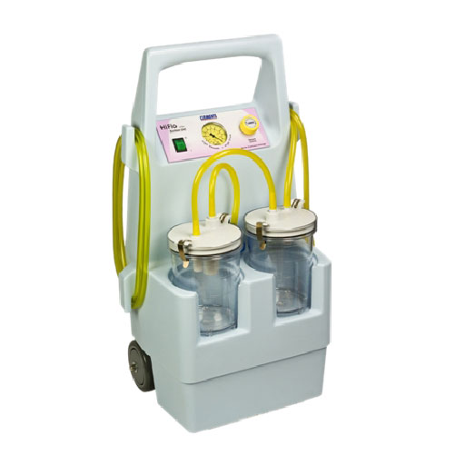 Clements HiVac Suction Pump